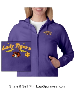 Jacket/Tiger w/ ball Design Zoom